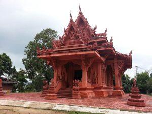 Храм Ват Сила Нгу
